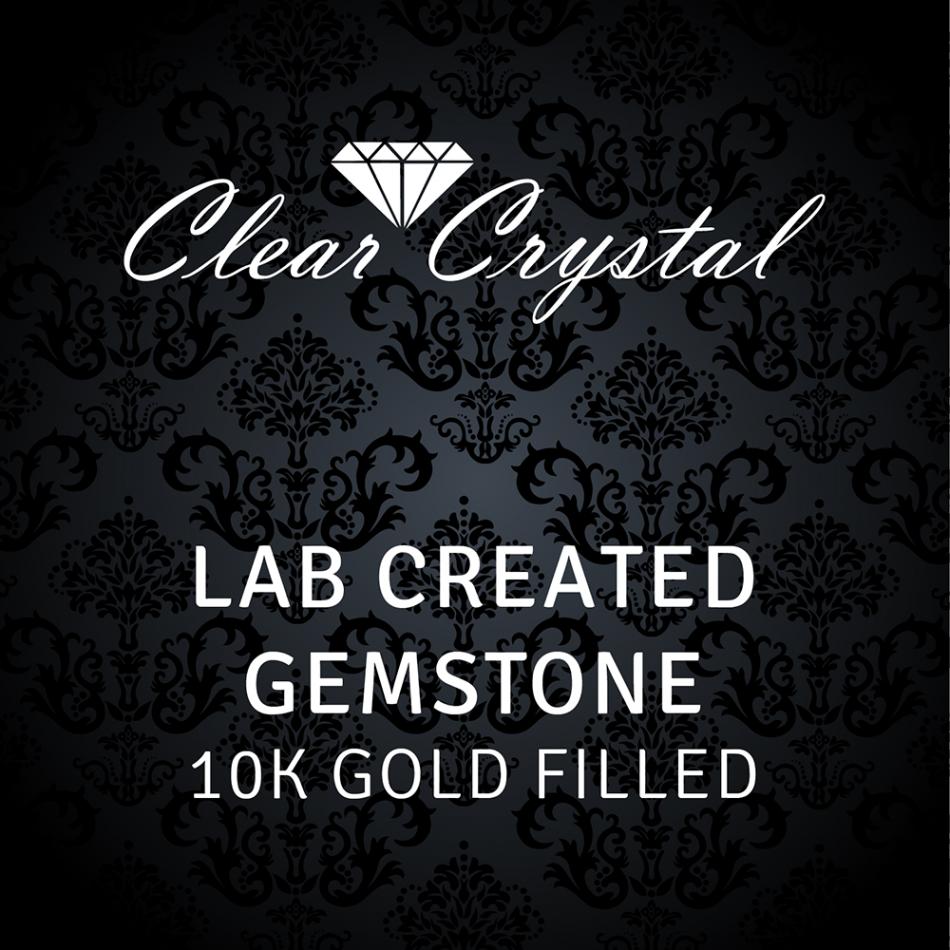 Clear Crystal Care Card
