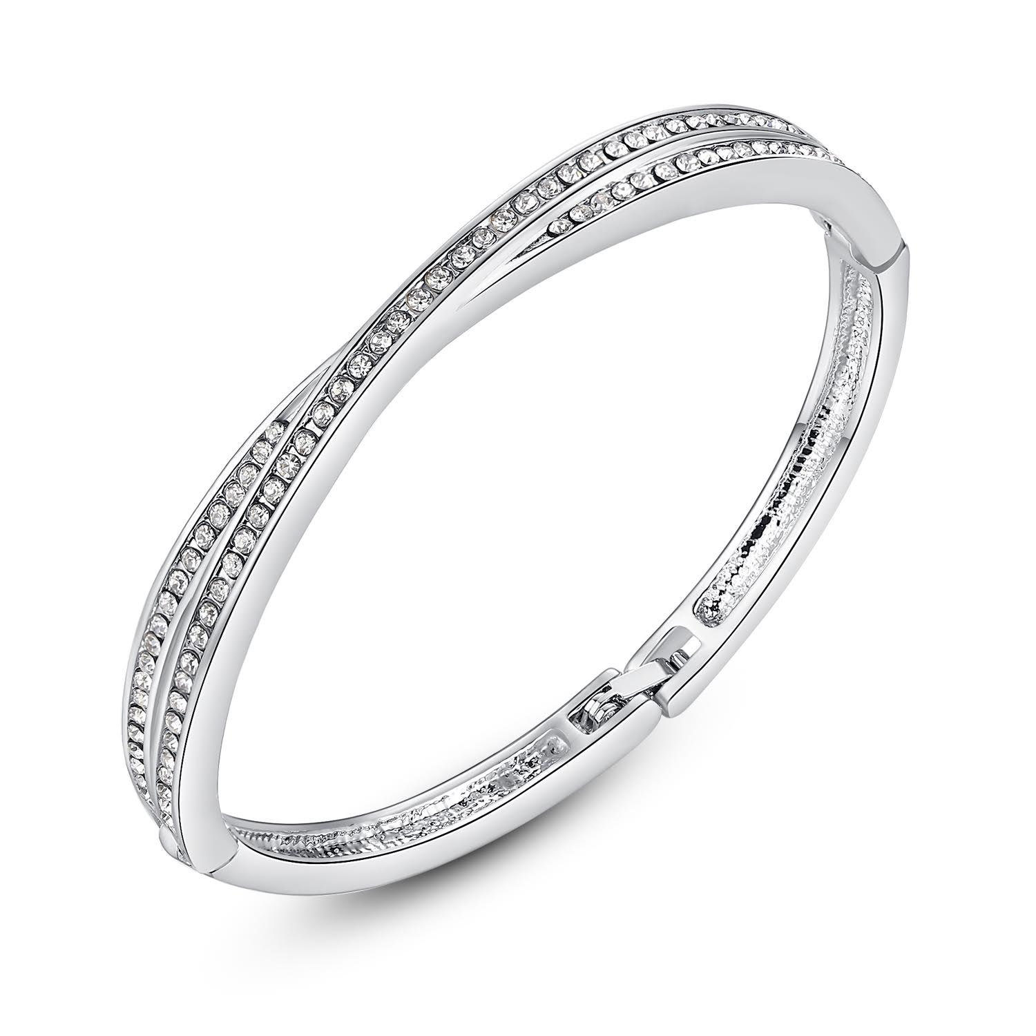 product deco rhodium rings jewelry vertical fallon ring
